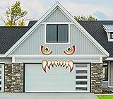 jollylife Halloween Monster Face Decorations