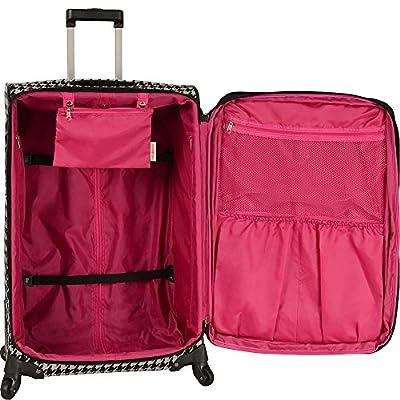 Anne Klein Boston 4 Piece Luggage Set