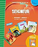 Seigneur tu nous appelles : Recharge 4 modules, CD de chants et carnet de vie inclus, 8-11 ans (1CD audio)
