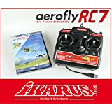 aerofly RC7 Professional DVD mit USB-Commander