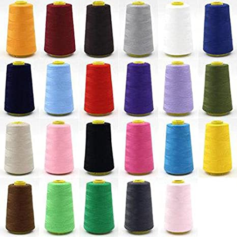 Buy Generic 40 40s40 Polyester Sewing Thread Cheap Industrial Beauteous Sewing Machine Threads Online India