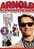 Arnold Schwarzenegger - Comedy Favorites Collection: Twins / Kindergarten Cop / Junior (Bilingual)