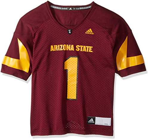 adidas NCAA Arizona State Sun Devils Women's Replica Football Jersey, Maroon, Small