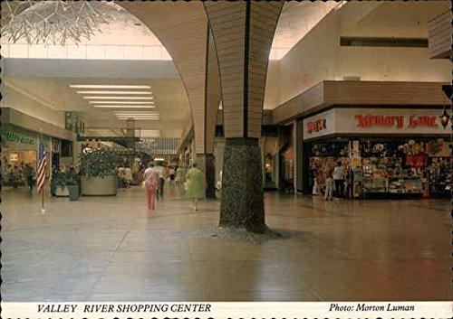 Valley River Shopping Center Eugene, Oregon Original Vintage ()