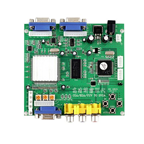 WinnerEco ARCADE GAME CONVERTER CGA/RGB/YUV/EGA to VGA GBS-8220 Promotion by WinnerEco