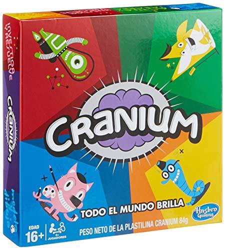 Cranium New - Hasbro Gaming Cranium, Multicoloured (c1939105)