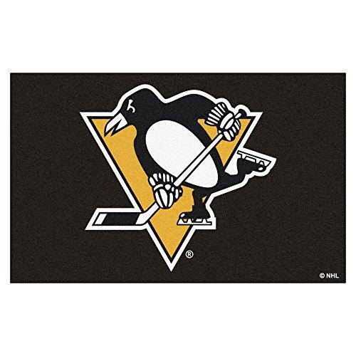 FANMATS NHL Pittsburgh Penguins Nylon Face Ultimat Rug