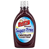 Fox's U-Bet Sugar-Free Chocolate Syrup, 18 Ounce, Pack of 3