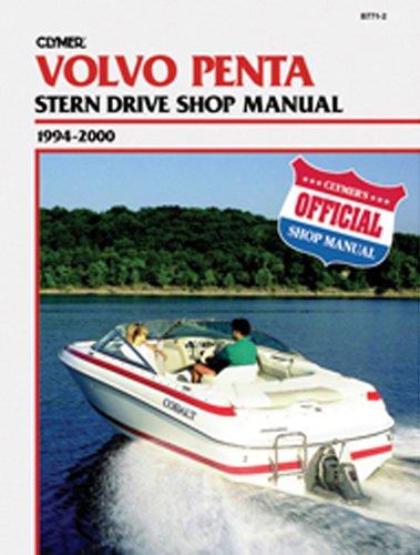 Clymer Volvo Penta Stern Drive 1994-2000
