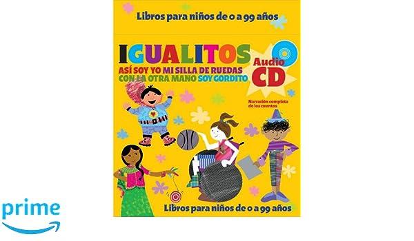 Serie Igualitos, Coleccion Infantil Nueve Pecesitos (Spanish Edition): Mrinali Alvarez Astacio, Carmen Rivera-Lassen, Victor Maldonado Davila, La Editorial ...