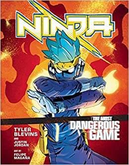 Ninja. The Most Dangerous Game A Graphic Novel: Amazon.es ...