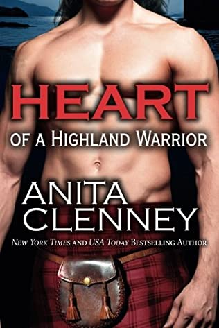 book cover of Heart of a Highland Warrior