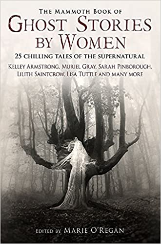 Image result for the mammoth book of ghost stories by women