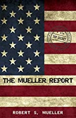 """The wait for The Mueller Report is over. This strikingly designed edition has been prepared by expert typographers – allowing for an optimised, immersive reading experience.""""From the moment [the report] was published, two separate news univer..."""