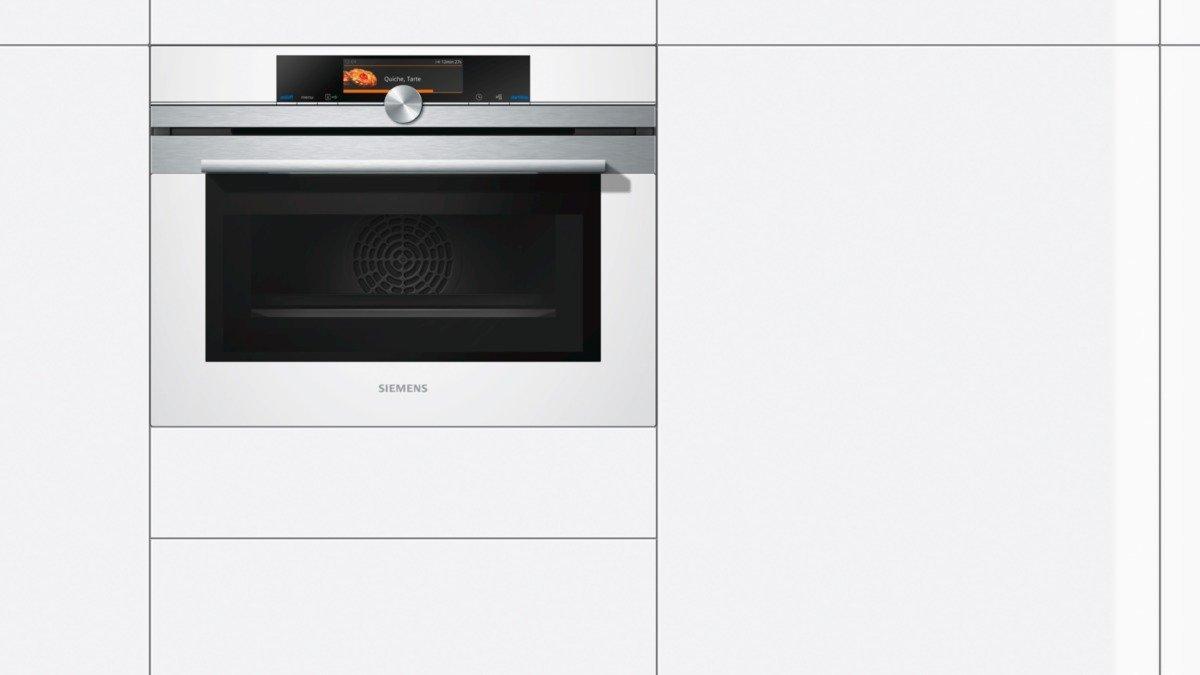 Siemens CM678G4W1 - horno multifunción: 1141.95: Amazon.es ...