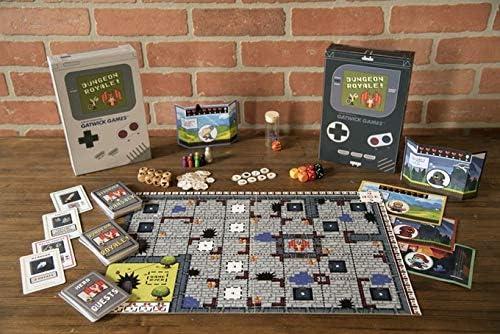 Dungeon Royale - Juego de Mesa de Estrategia Mejor calificado de Gatwick Games.: Amazon.es: Juguetes y juegos