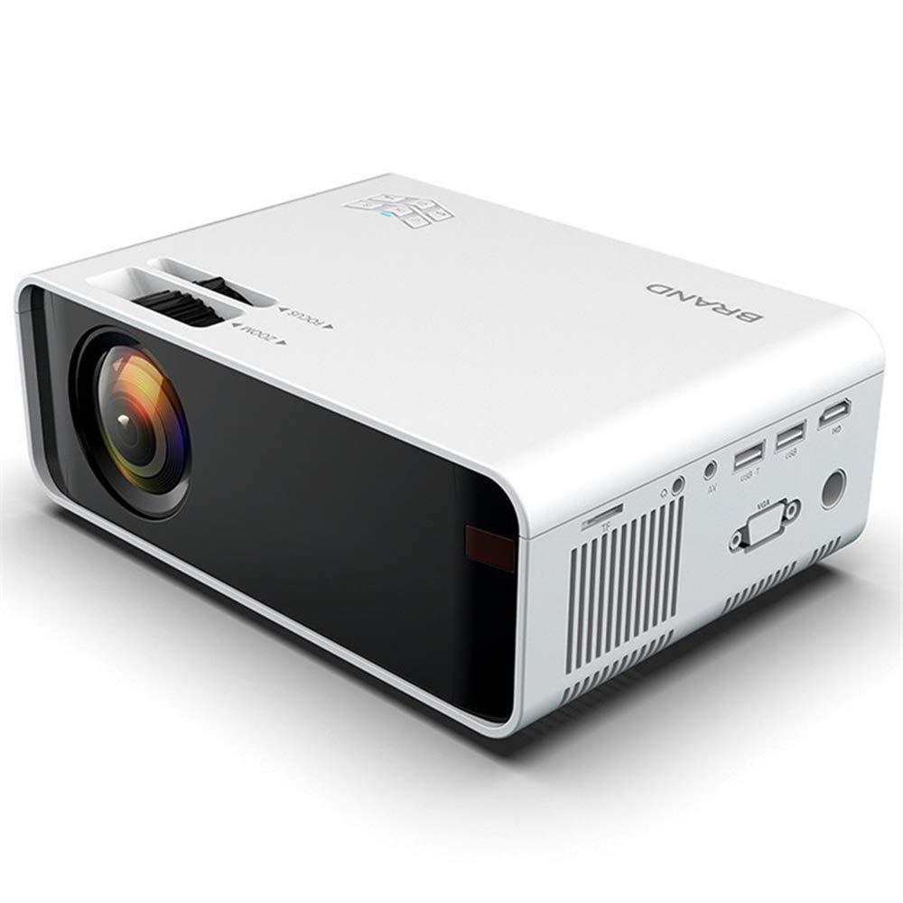 3D Proyector Multimedia 4.0 Pulgadas 1080P HD 8000 Lúmenes ...