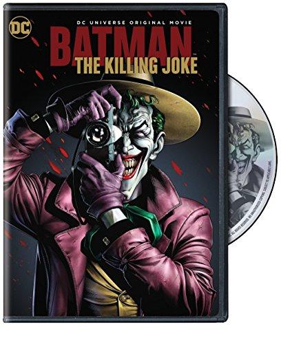 DVD : Batman: The Killing Joke (Eco Amaray Case)