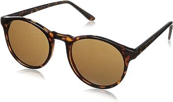 63b73a3a3f A.J. Morgan Unisex - Adult Grad School Round Sunglasses