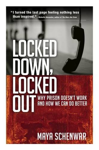 Locked Down, Locked Out: Why Prison Doesn't Work and How We Can Do Better [Maya Schenwar] (Tapa Blanda)