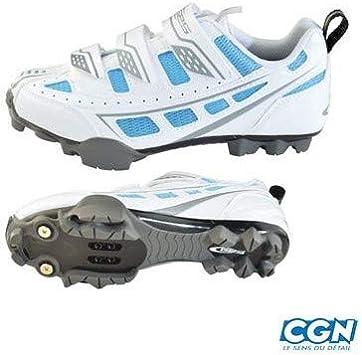 GES Zapatillas Ciclismo MTB: Amazon.es: Deportes y aire libre