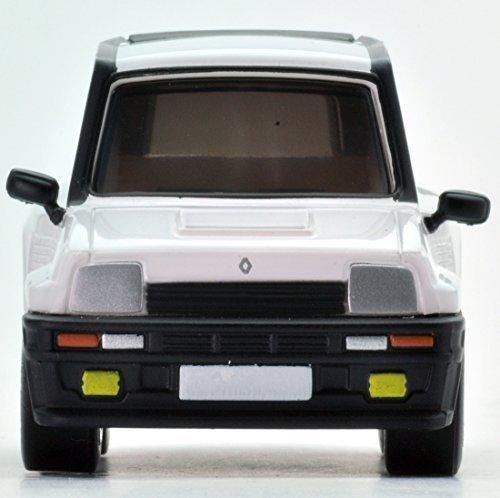 Amazon.com: Japan Import Choro Q Z50c Renault 5 Turbo 2 (white): Toys & Games