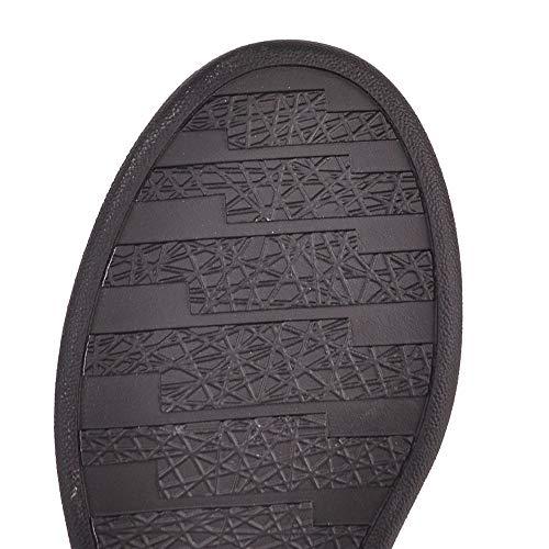 Enfiler Confort Plates Femmes À Noir Bottines Coolcept fXqPx51
