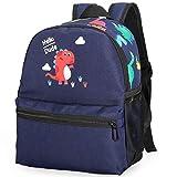Cute Dinosaur Small Toddler Daycare Backpack Leash for Kid Children Knapsack Boy