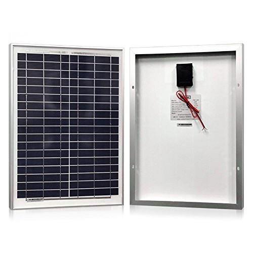 40 Watt Solar Battery Charger - 5