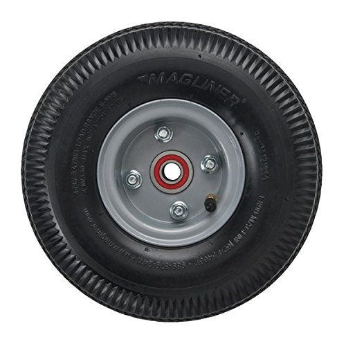 Air Tire 10'' x 3.5''  Pneumatic Wheel For Magliner Hand Truck  121060 by Magliner