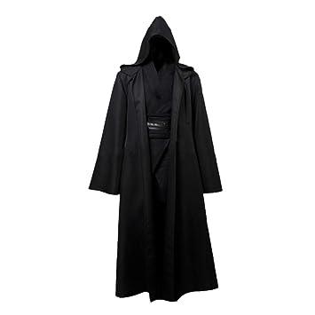 Moresave Halloween Umhang Abendkleid Robe für Erwachsene: Amazon.de ...