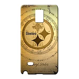 samsung note 4 Impact PC For phone Cases phone back shell pittsburgh steelers nfl football