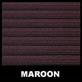 Maroon 1000ft Solid 550 Type 3 Paracord 7 Strand Nylon Parachute Cord
