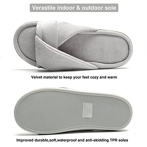 INFLATION Lady Bottom Soft Indoor Non Outdoor Flops Slippers Home foma flip Memory Spa Slip rrx1qACwg
