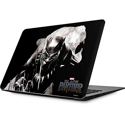 Black Panther Up Close (Skinit Marvel Black Panther MacBook Air 13.3 (2010-2016) Skin - Black Panther Up Close Design - Ultra Thin, Lightweight Vinyl Decal Protection)