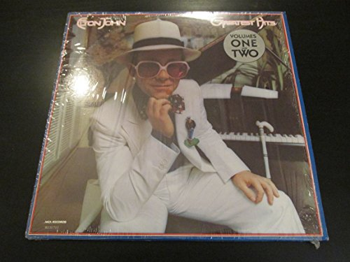 Elton John Greatest Hits Volumes One & Two by Mca Records