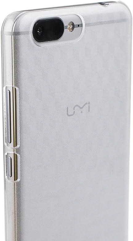 T&R UMI Z Funda, Protictive Plastic Hard PC Back Cover Case Carcasa para UMI Z Pro/UMI Z Smartphone: Amazon.es: Electrónica