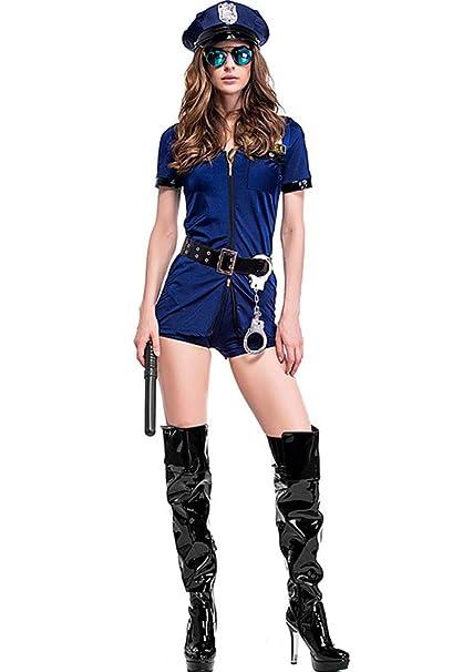 Amazon.com: Tutu Dreams - Disfraz de policía para mujer ...