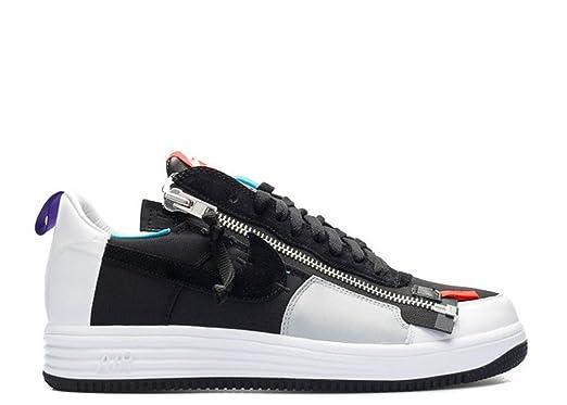 size 40 4e520 d14e0 Nike NikeLab Lunar Force 1 SPAcronym 698699-002 BlackWhiteGreen