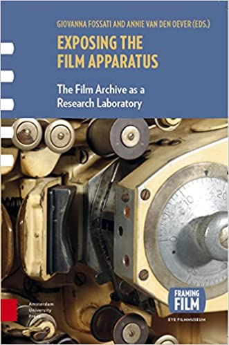 Descargar El Autor Torrent Exposing The Film Apparatus: The Film Archive As A Research Laboratory Gratis PDF