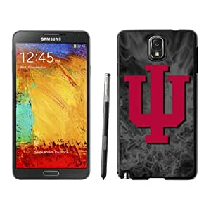 Top Customized Samsung Galaxy Note 3 Case Ncaa Big Ten Conference Indiana Hoosiers 18 Designer Coolest Mobile Phone Covers