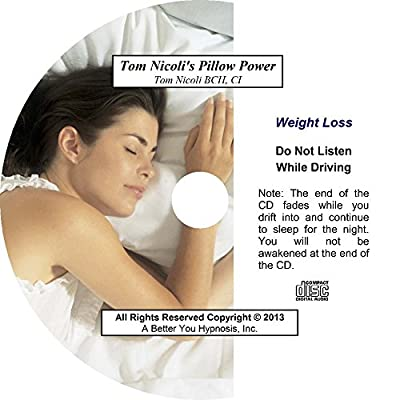 Pillow Power Weight Loss CD from Tom Nicoli