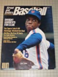 Street and Smith's Baseball Official Yearbook: New York Met's Dwight Gooden - Jim Rice - Mattingly vs Winfield Bat Duel