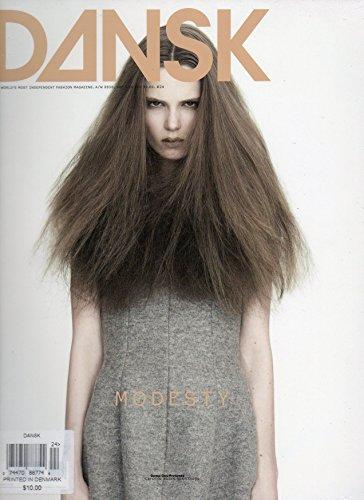 Dansk (world most independent fashion magazine from Denmark, no 24)