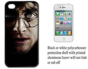 diy zheng Ipod Touch 5 5th Printed Hard Case With Aluninium Insert Harry Potter