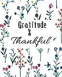 Gratitude & Thankful: Gratitude Bible Study, Gratitude Journal Thankful (Volume 7) by
