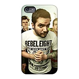 Iphone 6plus HDI10188QWTy Customized Colorful Lullacry Band Pictures Protector Hard Phone Cover -ChristopherWalsh