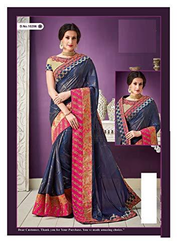 di Shree New di Women saree Saree 100 Ethnic designer Designer Traditional Designer Indiano 2863 Dress nuziale Bollywood indiano cerimonia Sari Indiano Camicetta da Originale Georgette YAYrWn