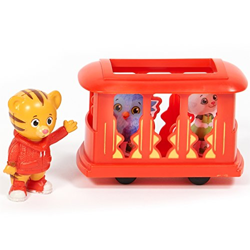 Used, Jack2400 - Daniel Tiger's Neighborhood Cake Topper, for sale  Delivered anywhere in USA