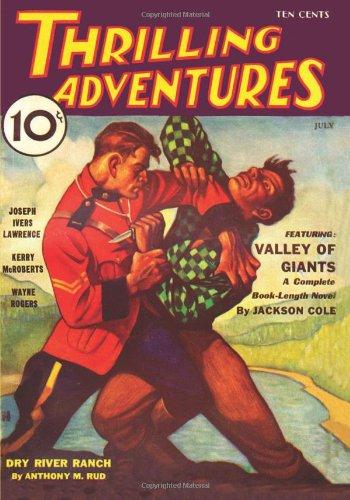 Thrilling Adventures - 07/33: Adventure House Presents: